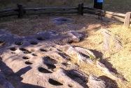 Indian Grinding Rock Park, Volcano, CA