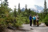 Mt. Rainier NP & Mount St. Helens NVM, WA