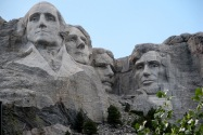 Mount Rushmore NM, SD