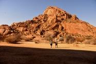 Spitzkoppe Petroglyph Site, Namibia
