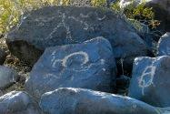 Painted Rock Petroglyph, AZ