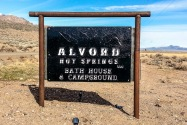 Alvord Hot Springs OR