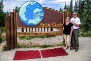The Arctic Circle AK