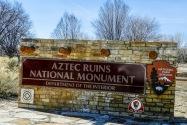 Aztec Ruins NM AZ