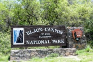 Black Canyon of the Gunnison NP CO