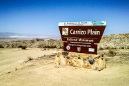 Carrizo Plain NM CA