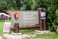 Devils Tower NM WY