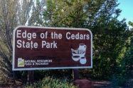 Edge of the Cedars SP Blanding UT