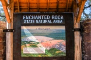 Enchanted Rock State Natural Area TX