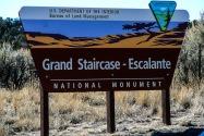 Grand Staircase-Escalante NM UT
