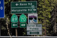 Feather River Hwy CA