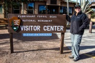 Florissant Fossil Beds NM CO