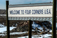 Four Corners, USA