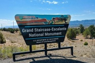 Grand Staircase Escalante NM UT