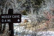 Mossy Cave UT