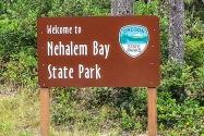 Nehalem Bay State Park OR