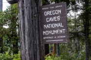Oregon Caves NM OR