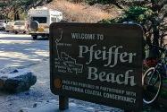 Pfeiffer Beach CA