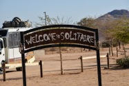 Solitare Namibia