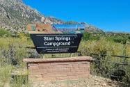 Starr Springs CG Glen Canyon NRA UT