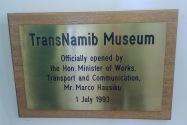 Trans-Namib Namibia