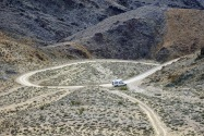 Cerro Gordo Mine CA