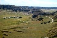 Scotts Bluff NM, NE