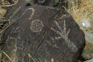 Three Rivers Petroglyph, NM